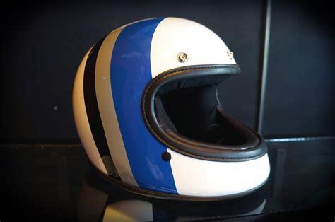 Casco Cafe Racer Integral Marca Atop head Modelo White ...