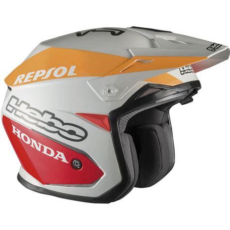 Casco HEBO Montesa Team II White · Motocard