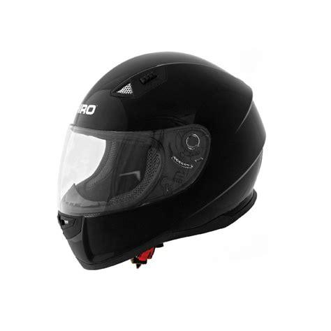 Casco integral para moto Shiro SH 881 Monocolor negro ...