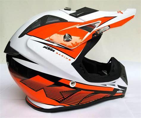CASCO KTM HELMET MOTO CASQUE HELM MOTOCROSS ENDURO CROSS ...