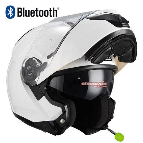 Casco NZI Combi Duo White Bluetooth Intercom   Motomania