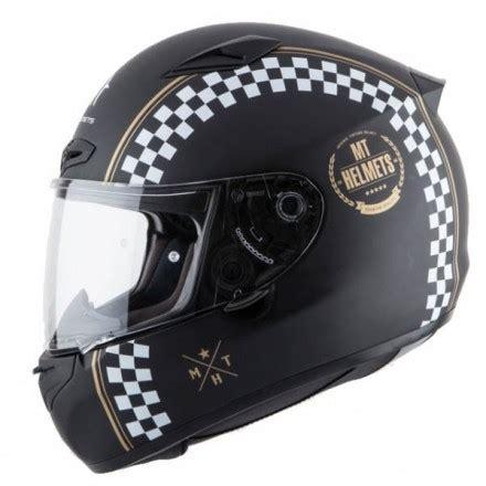 Casco para moto integral MT Matrix Cafe Racer Matt Black ...