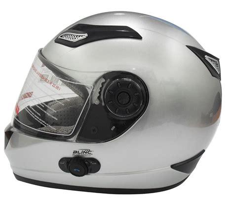 Casco Para Motos Con Bluetooth Bex Helmets, Bx107bl ...