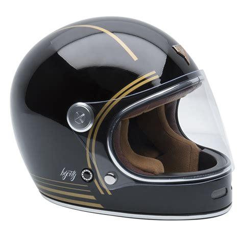 Casco Roadster Gold Black   Dapper Riders Alc