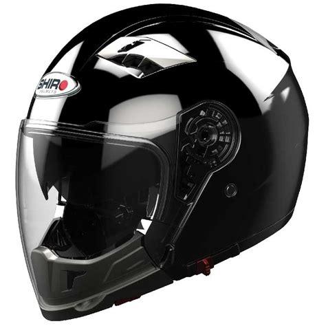 Casco Shiro Modular Touring en resina ABS modelo System