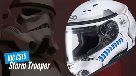 Casco Storm Trooper de moto HJC CS15  | MOTOS GARRIDO ...