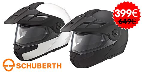 CASCO TRAIL MODULAR SCHUBERTH E1