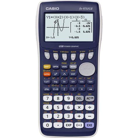 Casio FX 9750 Graphic Calculator | Staples