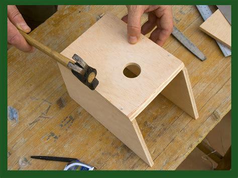 casitas para pajaros | Hacer bricolaje es facilisimo.com
