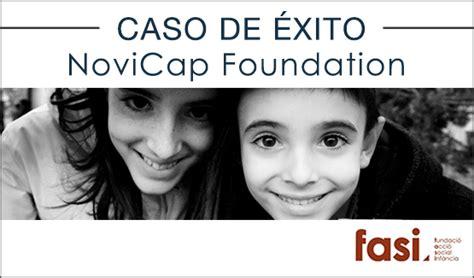 Caso de Éxito: Fundació Acció Social Infancia | NoviCap