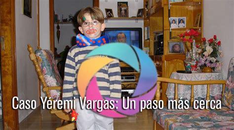 Caso Yéremi Vargas: un paso más cerca   Irispress