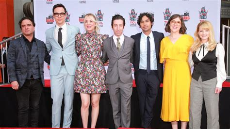 Cast of The Big Bang Theory Does Series Send Off on The ...