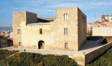 Castell de Cornellà 13th century, Cornellà de Llobregat ...