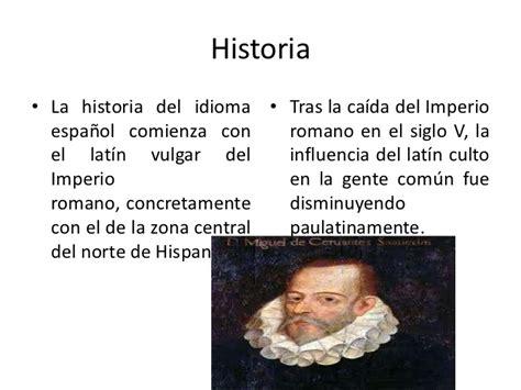 Castellano o español