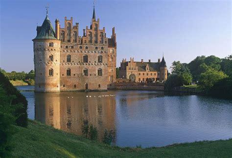 Castillo Egeskov, Dinamarca | Fotos de castillos ...