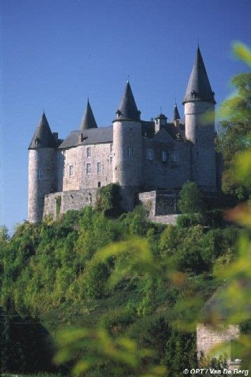Castles & Chateaux   The Castle of Veves   The Belgian ...