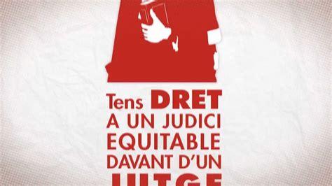 CAT  ECHR   Conveni europeu de drets humans  Catalan ...