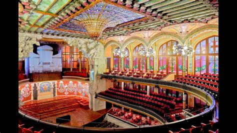 Catalan Modernisme Style, Barcelona, Spain   YouTube