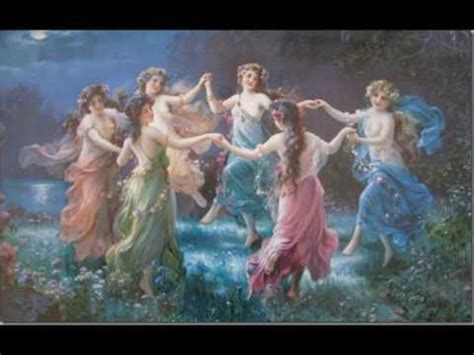 Catalani : Loreley, Act III   Dance of the Water Nymphs ...