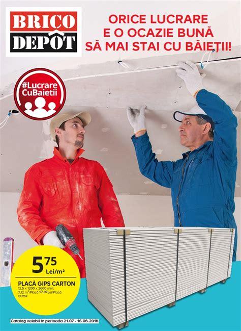 Catalog Brico Depot 21 Iulie   16 August 2018   Catalog AZ