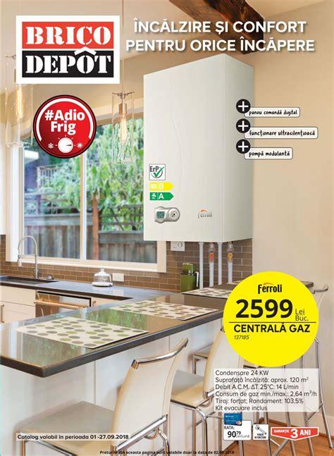 Catalog Brico Depot Centrale Termice Instanturi 01   27 ...