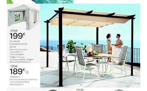 Catálogo Alcampo de muebles jardín 2020 ⇒ 2020