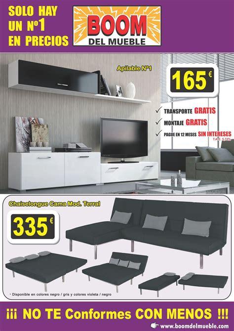 Catálogo Boom del Mueble   Solo hay un Nº1 en precios ...