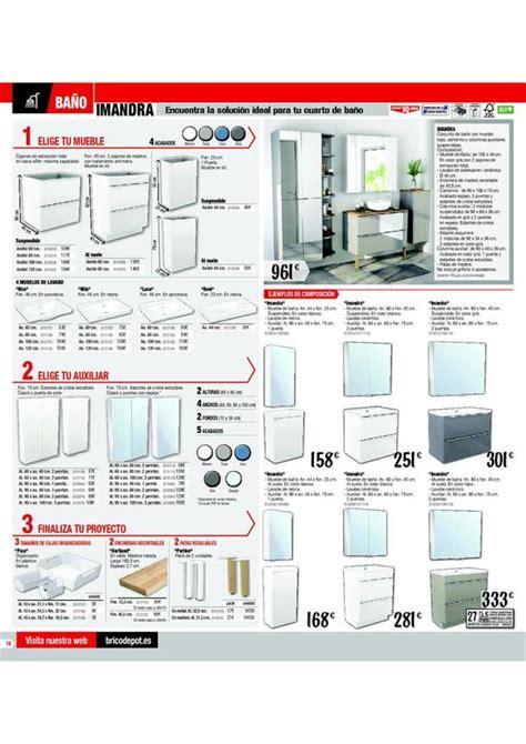 Catálogo Brico Depot Baños marzo 2020   Bricolaje10.com