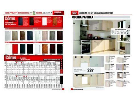 Catálogo Brico Depot Cocinas febrero 2017   Tendenzias.com ...