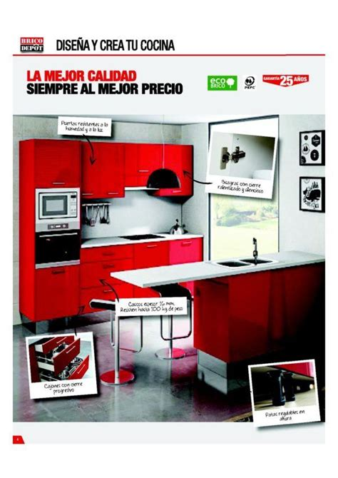Catálogo Brico Depot Cocinas marzo 2019   BlogHogar.com