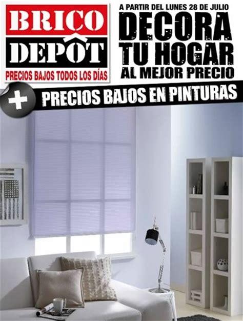 Catálogo Brico Depot Decora tu Hogar   Hasta el 28 de Agosto