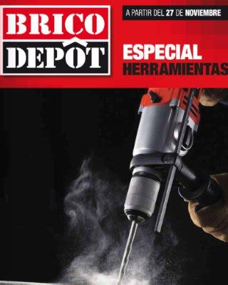 Catálogo Brico Depot especial herramientas Catálogo ...