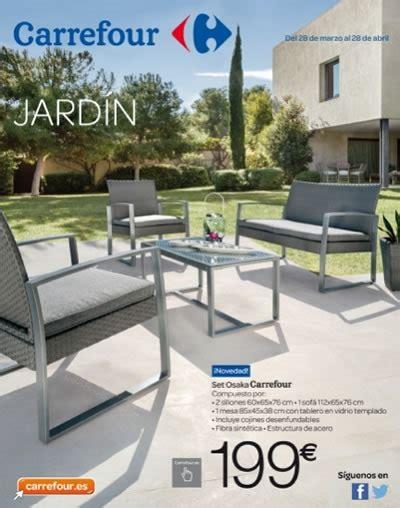 Catálogo Carrefour Jardín 2014
