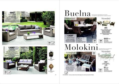 Catálogo carrefour   Muebles de Jardín