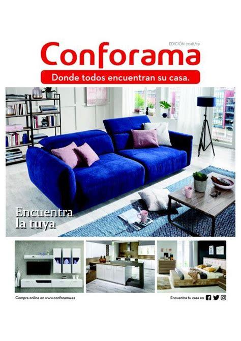 Catálogo Conforama octubre 2018   BlogHogar.com