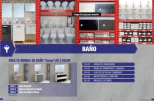 Catálogo de baño Brico Depot 2017   EspacioHogar.com