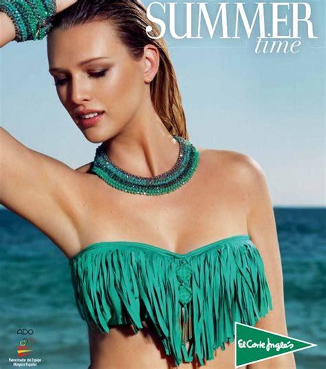 Catalogo de bikinis El Corte Inglés Summertime verano 2015 ...