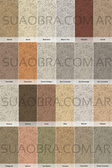 Catálogo de Colores Tarquini   Revestimientos Plásticos ...