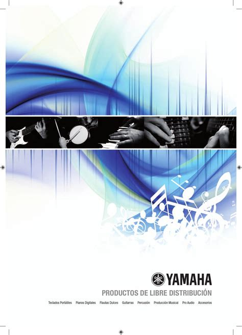 catálogo de instrumentos musicales YAMAHA by IBERDIDAC   Issuu