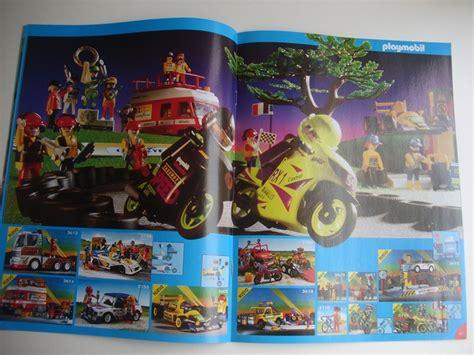 Catalogo De Juguetes Playmobil 1995   $ 1,000.00 en ...