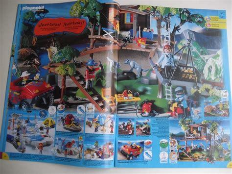 Catalogo De Juguetes Playmobil 2006   $ 1,000.00 en ...