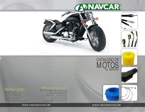 Catalogo de Motos 2012 by NAVCAR   Issuu