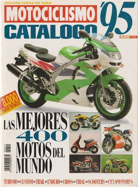 catálogo de motos motociclismo 1995   Comprar Revistas ...