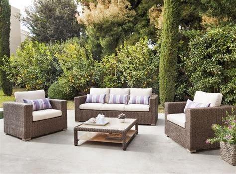 Catálogo de muebles de terraza Carrefour   EspacioHogar.com