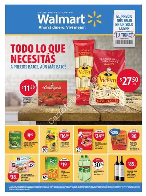 Catálogo de ofertas Walmart del 22 al 28 de junio 2017 ...