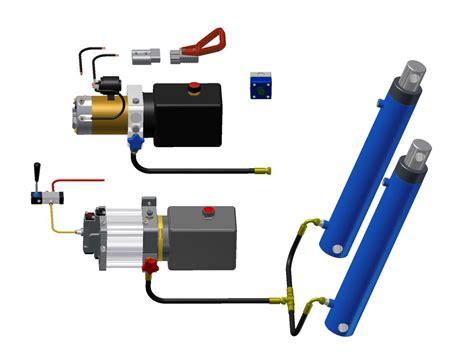 Catalogo de productos hidraulicos fabricados por olesa