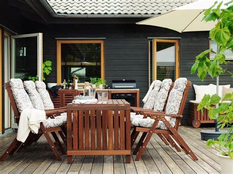 Catálogo de terraza y jardín IKEA 2019: Muebles de ...