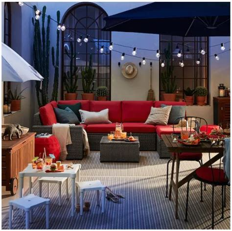 Catálogo de terraza y jardín IKEA Primavera Verano 2020 ...