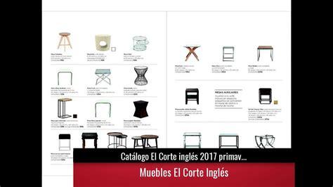 Catálogo El Corte inglés 2019 primavera verano   muebles y ...