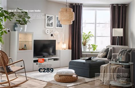 Catálogo Ikea 2018: muebles de salón | iMuebles